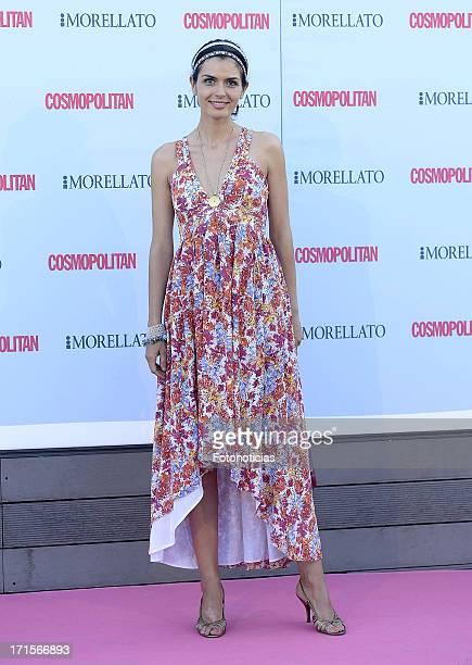 Maria Reyes attends Cosmpolitan Fragrance Awards 2013 at the Circulo de Bellas Artes on June 26 2013 in Madrid Spain