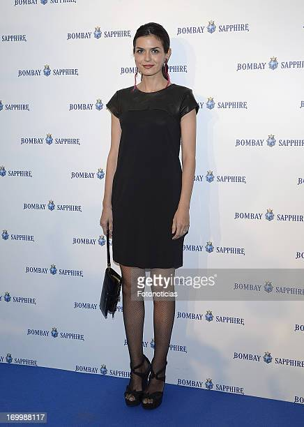 Maria Reyes attends the launch of Bombay Sapphire 'On Board' at the Palacio de Cibeles on June 5 2013 in Madrid Spain
