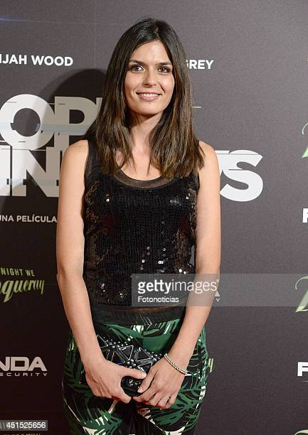 Maria Reyes attends the 'Open Windows' premiere at Capitol cinema on June 30 2014 in Madrid Spain
