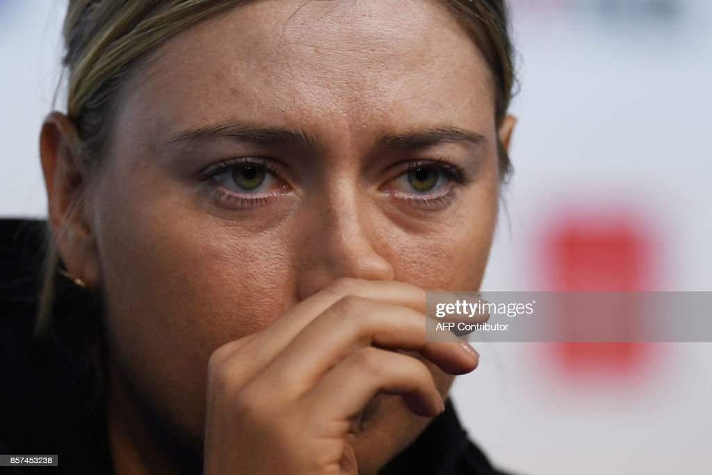TENNIS-WTA-ATP-CHN : News Photo