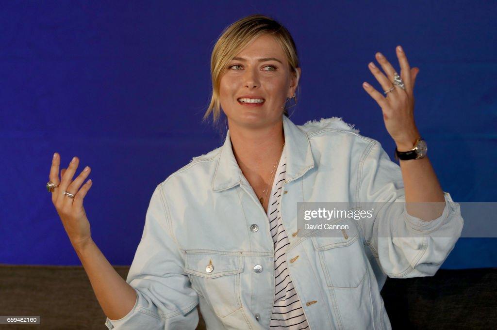 Maria Sharapova Set To Return For Stuttgart Grand Prix