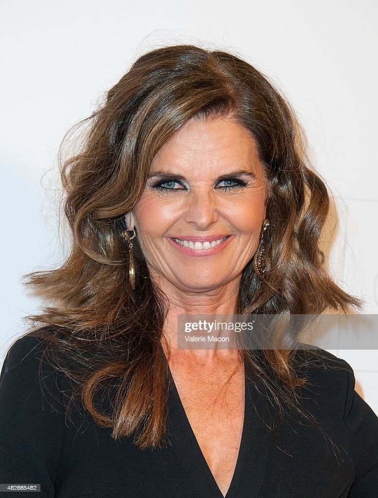 Maria Shriver arrives at the AARP The Magazine's 14th Annual Movies For Grownups Awards Gala at the Beverly Wilshire Four Seasons Hotel on February 2...