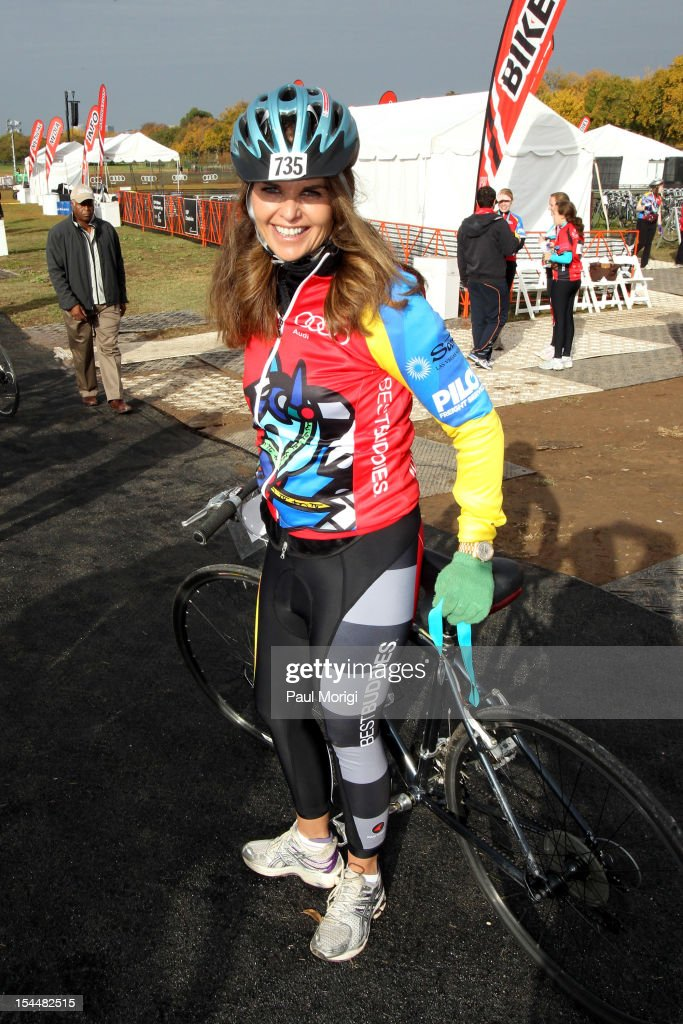 <a gi-track='captionPersonalityLinkClicked' href=/galleries/search?phrase=Maria+Shriver&family=editorial&specificpeople=179436 ng-click='$event.stopPropagation()'>Maria Shriver</a> attends the Audi Best Buddies Challenge: Washington, D.C. on October 20, 2012 in Washington, DC.