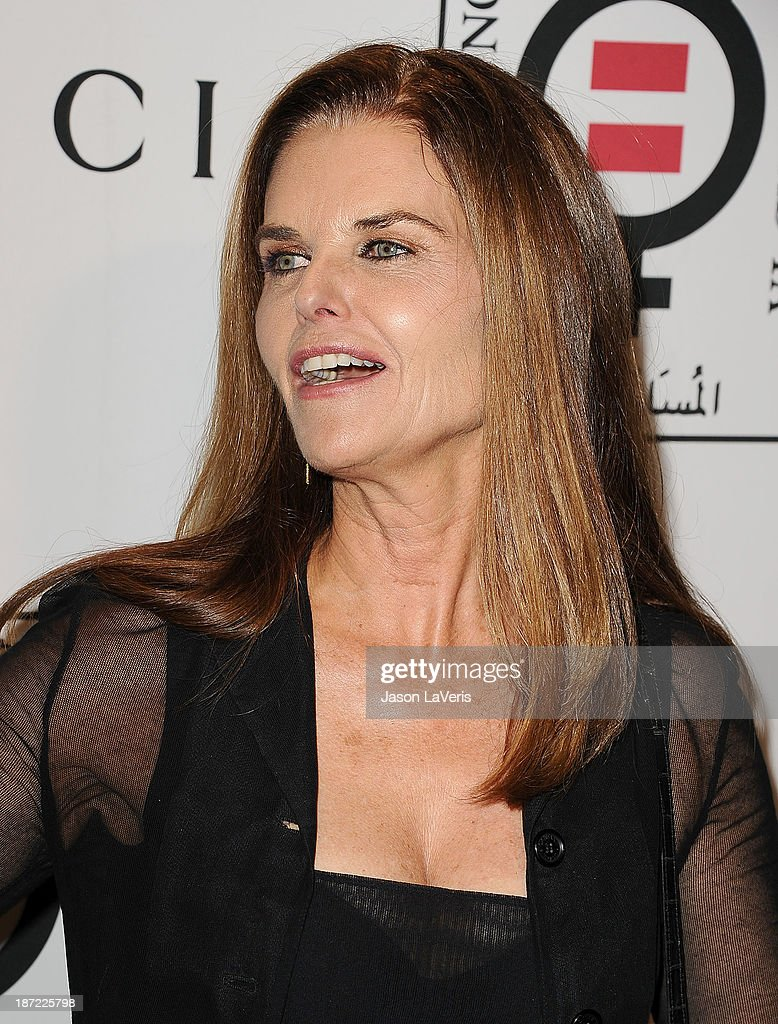 Maria Shriver attends the 'Make Equality Reality' event at Montage Beverly Hills on November 4, 2013 in Beverly Hills, California.