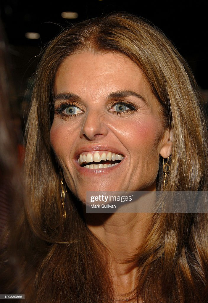 Maria Shriver during The California Governor and First Lady's Conference on Women at Long Beach Convention Center in Long Beach California United...