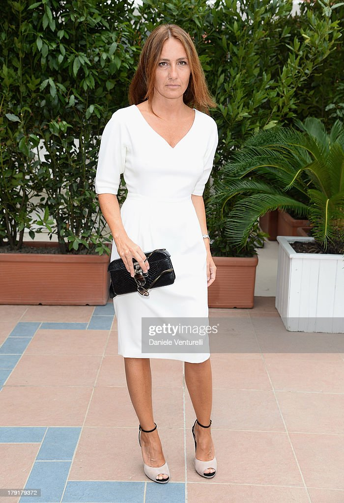 Maria Sole Tognazzi attends Premio Kineo Photocall during the 70th Venice International Film Festival at Terrazza Maserati on September 1, 2013 in Venice, Italy.