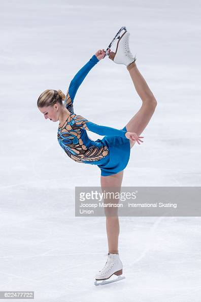 [Imagen: maria-sotskova-of-russia-competes-during...?s=594x594]