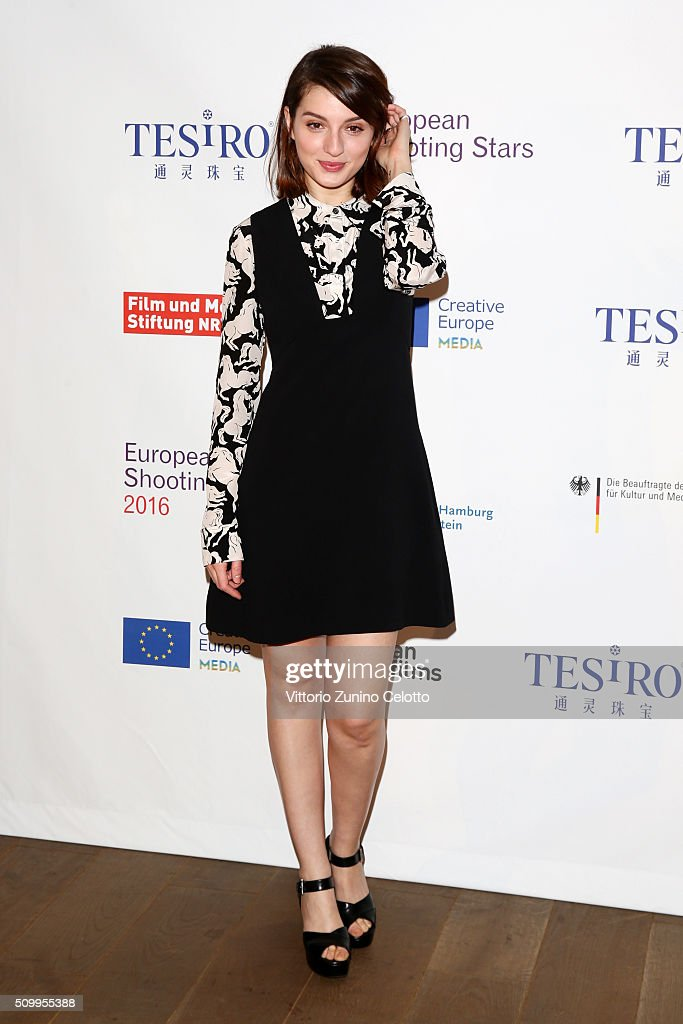 <a gi-track='captionPersonalityLinkClicked' href=/galleries/search?phrase=Maria+Valverde&family=editorial&specificpeople=235988 ng-click='$event.stopPropagation()'>Maria Valverde</a> attends the Shooting Stars 2016 photo call in cooperation with L'Oreal during the 66th Berlinale International Film Festival Berlin at 25hours Hotel on February 13, 2016 in Berlin, Germany.