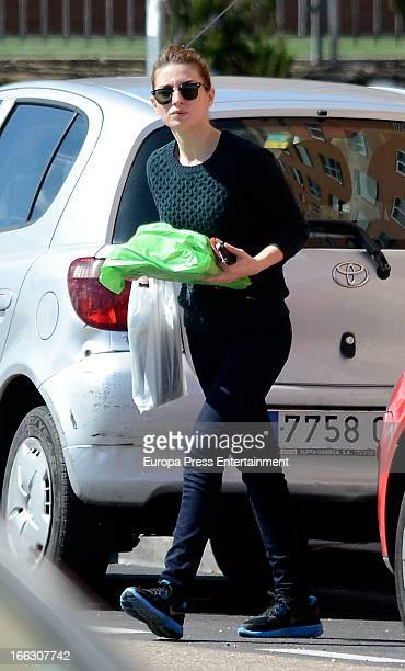 Maria Valverde is seen on March 24 2013 in Madrid Spain
