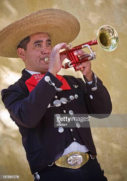 Mariachi spielen Trompete