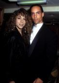 Mariah Carey and brother Morgan Carey