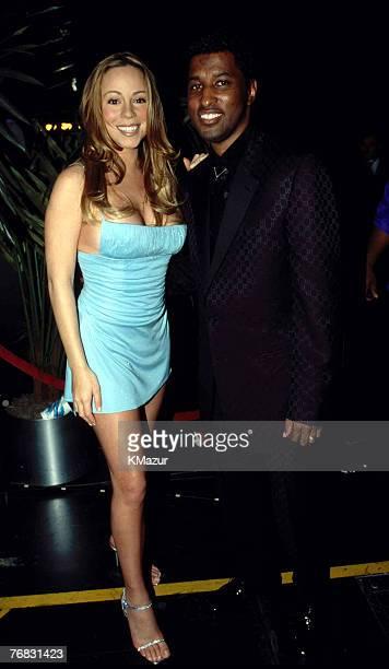 Mariah Carey and Kenny 'Babyface' Edmonds
