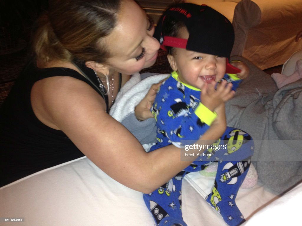 Mariah Carey and Nick Cannon Share Photos of Their Twins in Celebration of The Fresh Air Fund's Camp Mariah