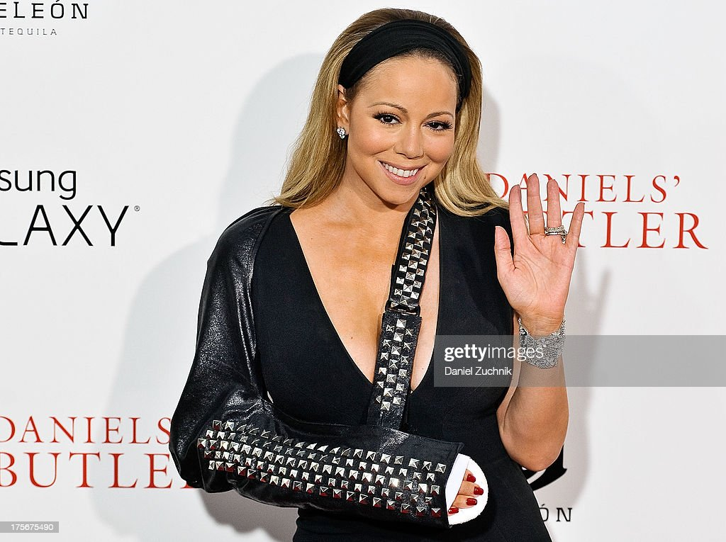 <a gi-track='captionPersonalityLinkClicked' href=/galleries/search?phrase=Mariah+Carey&family=editorial&specificpeople=171647 ng-click='$event.stopPropagation()'>Mariah Carey</a> attends 'The Butler' New York Premiere at Ziegfeld Theater on August 5, 2013 in New York City.