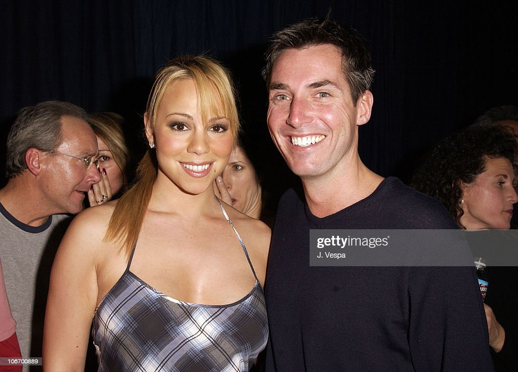 Mariah Carey Bill Wackermann during 2002 Sundance Film Festival William Morris Party hosted by Diesel Jeans A Diamond is Forever and Details Magazine...