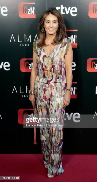 Mariam Camino attends 'Corazon' TV Programme 20th Anniversary at Alma club on June 27 2017 in Madrid Spain