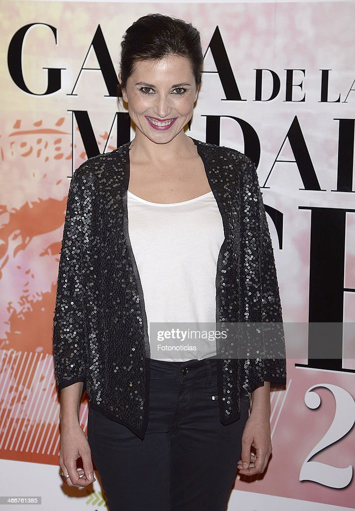 Marian Alvarez attends the 'CEC' medals 2014 ceremony at the Palafox cinema on February 3, 2014 in Madrid, Spain.