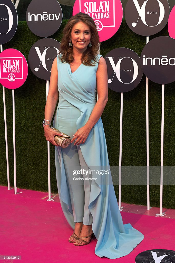 Marian Camino attends 'Yo Dona' International awards on June 27, 2016 in Madrid, Spain.
