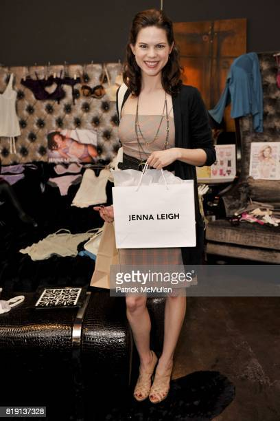 Mariana Klaveno attends Silver Spoon Presents Oscar Weekend Red Cross Event For Haiti Relief at Interior Illusions on March 3 2010 in West Hollywood...