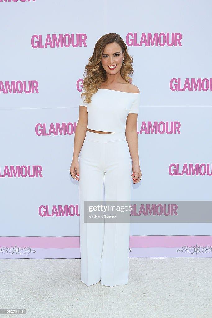 Mariana Torres attends the Glamour Magazine México Beauty Awards 2013 at Museo Rufino Tamayo on February 13, 2014 in Mexico City, Mexico.