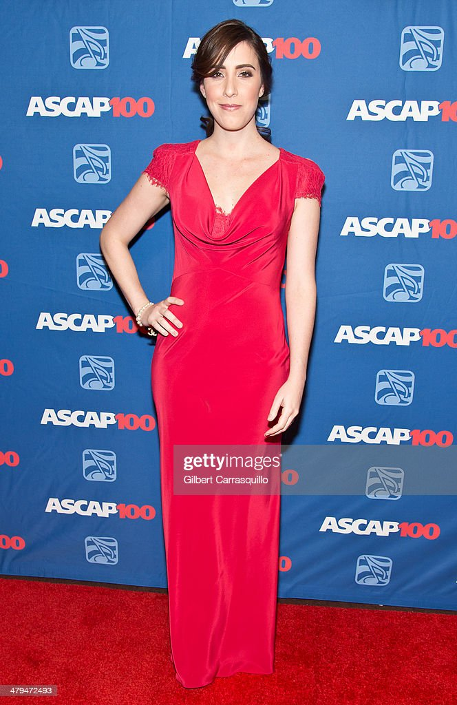 Mariana Vega attends the 22nd annual ASCAP Latin Music Awards at Hammerstein Ballroom on March 18, 2014 in New York City.