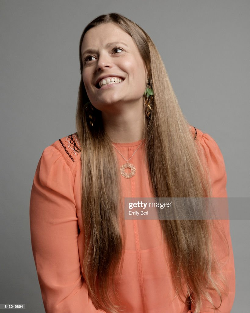 Marianna Palka is photographed at the Sundance NEXT FEST at The Theatre At The Ace Hotel on August 13, 2017 in Los Angeles, California.