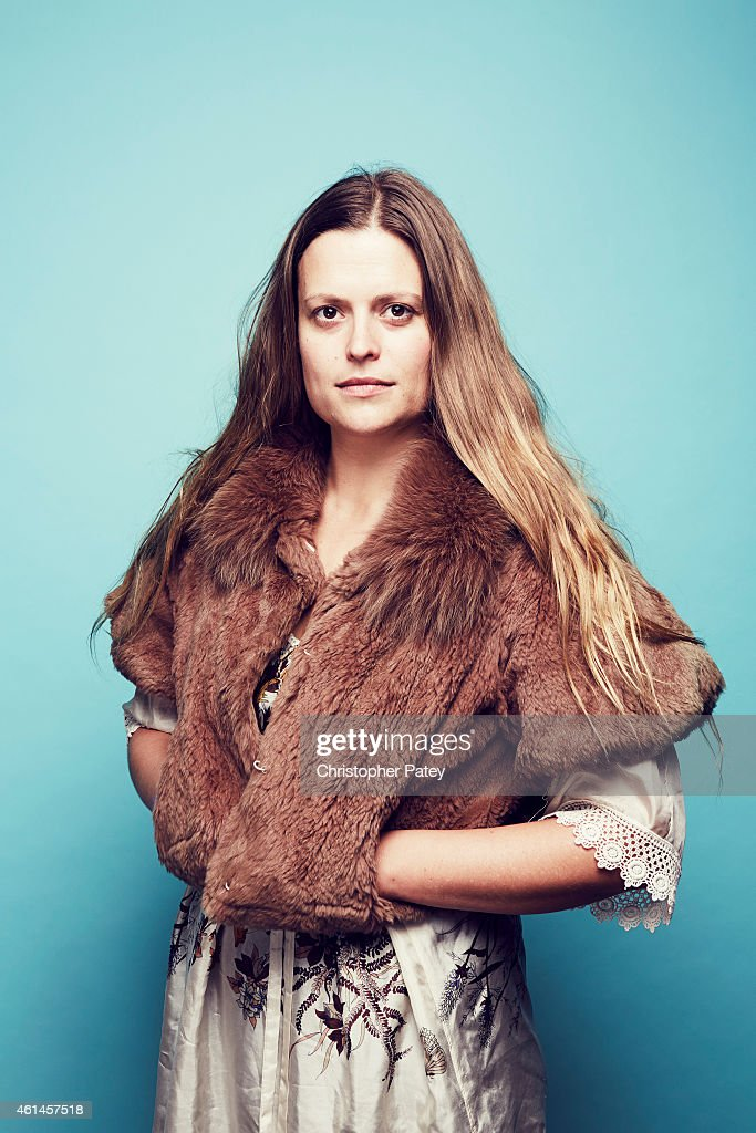Marianna Palka poses for a portrait at the 2015 Film Independent Spirit Awards Nominee Brunch at BOA Steakhouse on January 10, 2015 in Los Angeles, California.