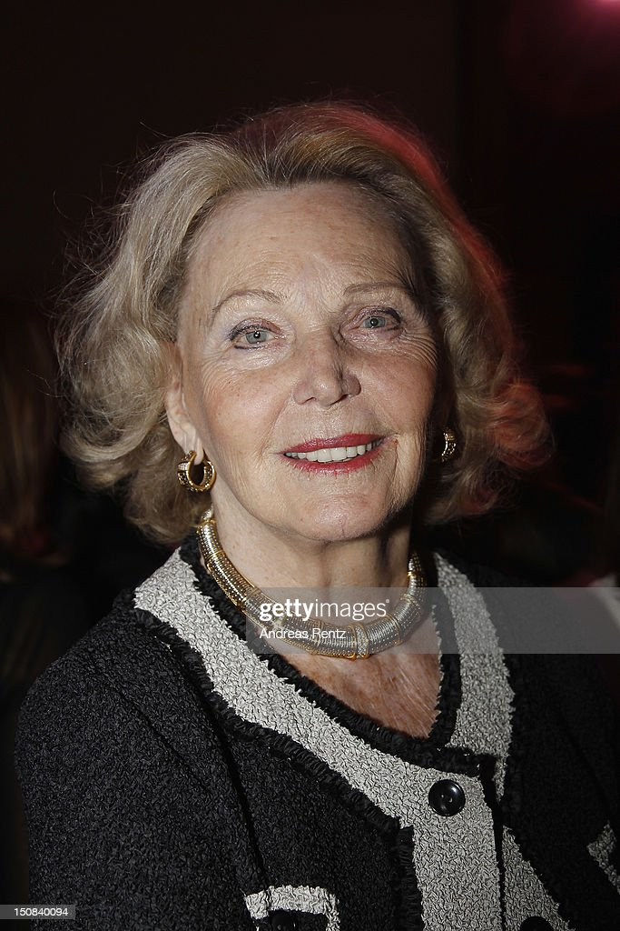<a gi-track='captionPersonalityLinkClicked' href=/galleries/search?phrase=Marianne+Bernadotte&family=editorial&specificpeople=4395127 ng-click='$event.stopPropagation()'>Marianne Bernadotte</a> arrives for the Fadi El Khoury S/S 2013 Fashion Show during the Mercedes-Benz Stockholm Fashion Week at Berns on August 27, 2012 in Stockholm, Sweden.