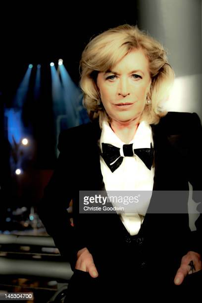 Marianne Faithfull poses at St Luke's on February 18 2009 in London United Kingdom