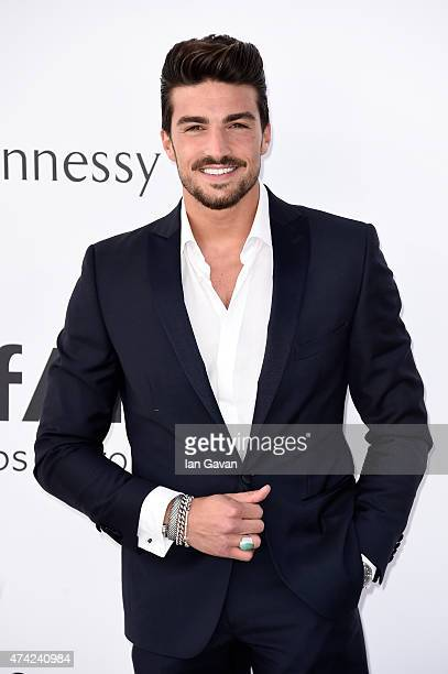 Mariano Di Vaio attends amfAR's 22nd Cinema Against AIDS Gala Presented By Bold Films And Harry Winston at Hotel du CapEdenRoc on May 21 2015 in Cap...