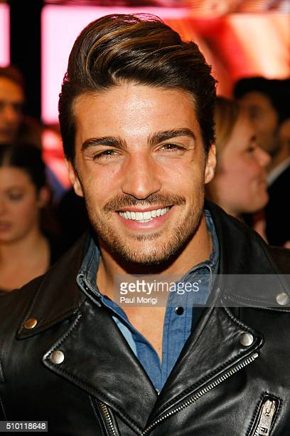 Mariano Di Vaio attends the after party celebrating DIESEL's Madison Avenue flagship on February 13 2016 in New York City