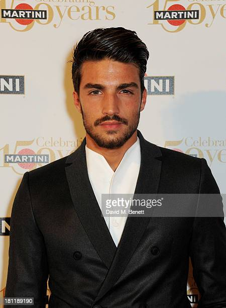 Mariano Di Vaio attends the MARTINI 150 anniversary gala at Villa Erba Lake Como on September 19 2013 in Como Italy
