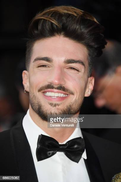 Mariano Di Vaio attends the 'The Square' screening during the 70th annual Cannes Film Festival at Palais des Festivals on May 20 2017 in Cannes France