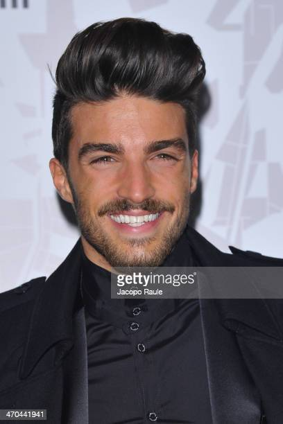 Mariano Di Vaio attends The Vogue Talents Cornercom during Milan Fashion Week Womenswear Autumn/Winter 2014 on February 19 2014 in Milan Italy