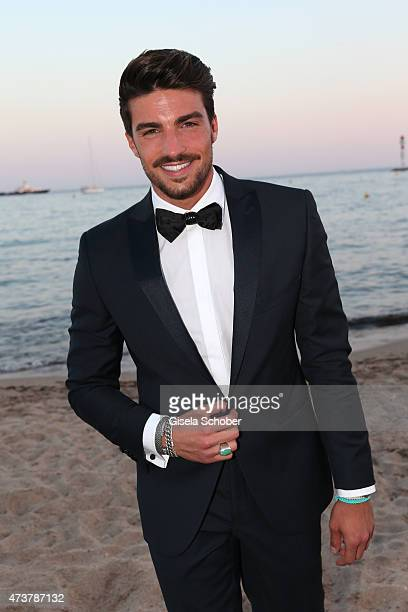 Mariano Di Vaio poses for portraits during the 68th annual Cannes Film Festival on May 17 2015 in Cannes France