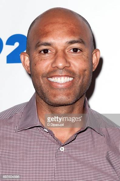 Mariano Rivera attends an evening with Mariano Rivera at 92nd Street Y on May 20 2014 in New York City