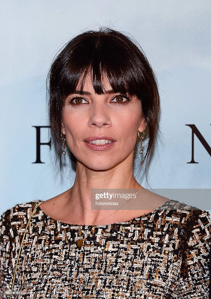 Maribel Verdu attends a photocall for 'Fin' at the Room Mate Oscar Hotel on November 20, 2012 in Madrid, Spain.