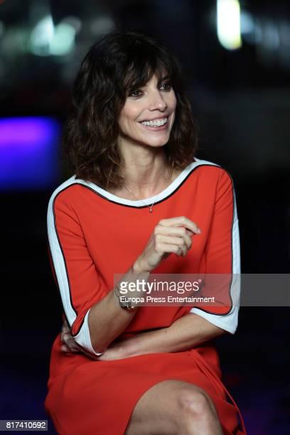 Maribel Verdu attends 'Abracadabra' Madrid photocall on July 17 2017 in Madrid Spain
