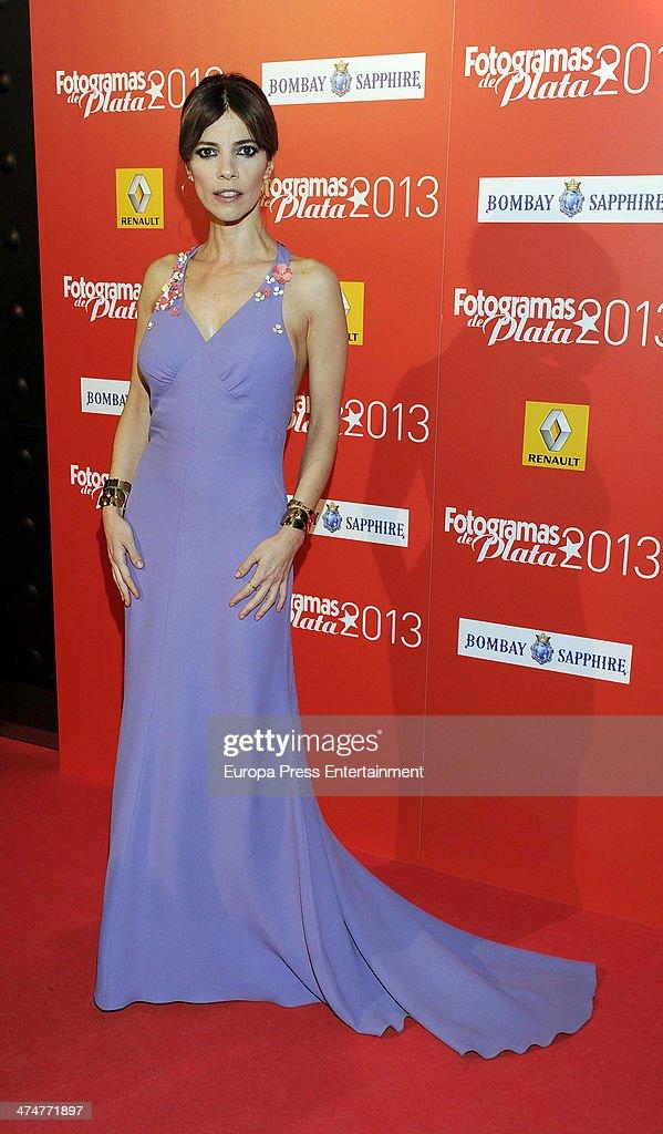 Maribel Verdu attends Fotogramas Awards 2013 at Joy Eslava Club on February 24 2014 in Madrid Spain