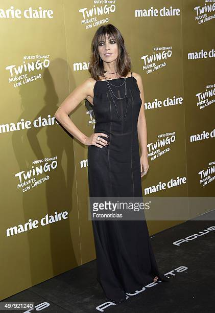 Maribel Verdu attends the 2015 Marie Claire Prix de la Mode at Callao Cinema on November 19 2015 in Madrid Spain