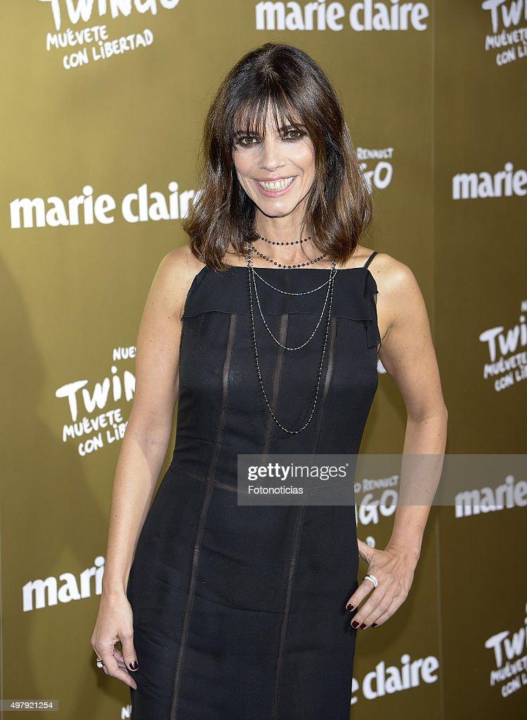 Maribel Verdu attends the 2015 Marie Claire Prix de la Mode at Callao Cinema on November 19 2015 in Madrid Spain