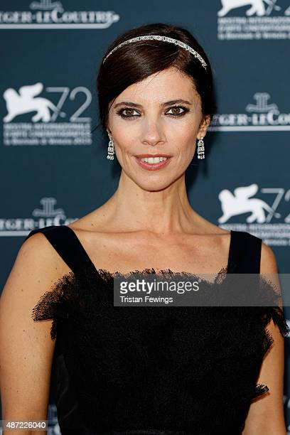 Maribel Verdu attends the JaegerLeCoultre gala event celebrating 10 years of partnership with La Mostra Internazionale d'Arte Cinematografica di...