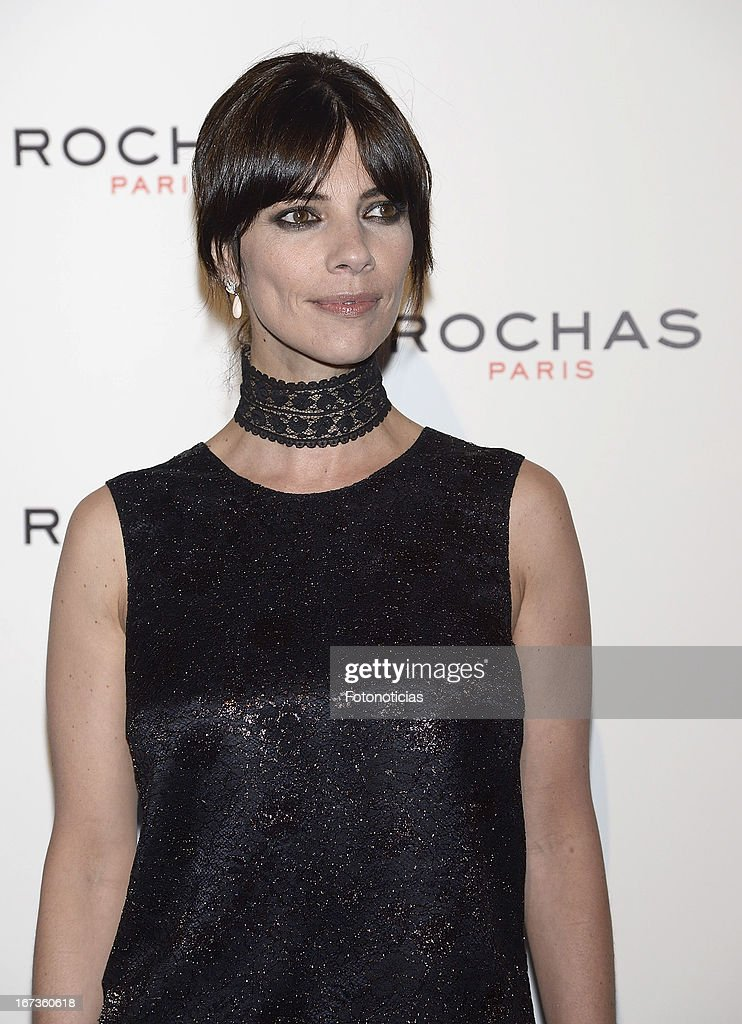 Maribel Verdu attends 'Tribut to Freshness and Rochas Women' event at the French embassy on April 24, 2013 in Madrid, Spain.