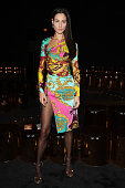 Versace - Front Row: Milan Fashion Week Autumn/Winter...