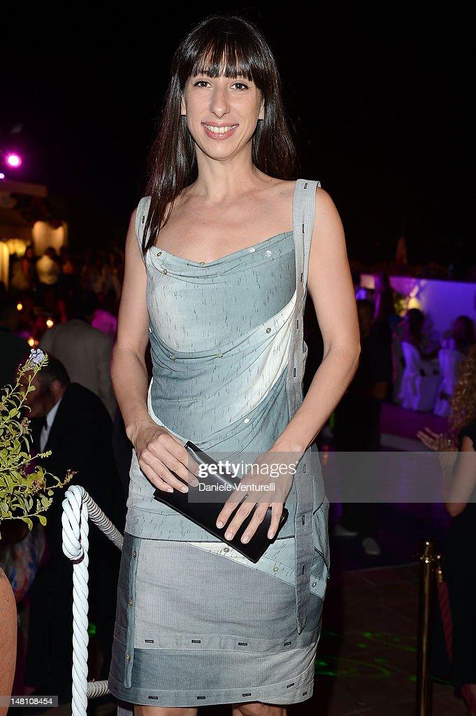 Maricel Alvarez attends Day 2 of the 2012 Ischia Global Fest on July 9, 2012 in Ischia, Italy.