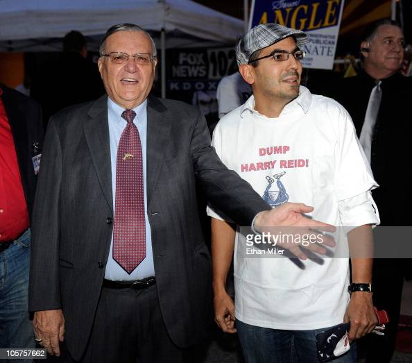 Joe Arpaio Stock Photos and Pictures | Getty Images