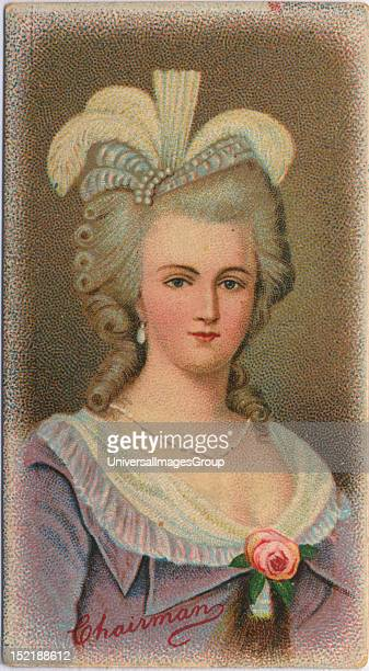 Marie Antoinette 2 November 1755 16 October 1793 Archduchess of Austria and the Queen of France and of Navarre She was the fifteenth and penultimate...