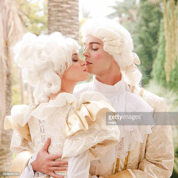 Marie Antoinette and her suitor