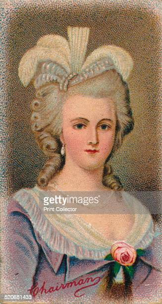 Marie Antoinette born an Archduchess of Austria she was Dauphine of France from 1770 to 1774 and Queen of France and Navarre from 1774 to 1792 The...