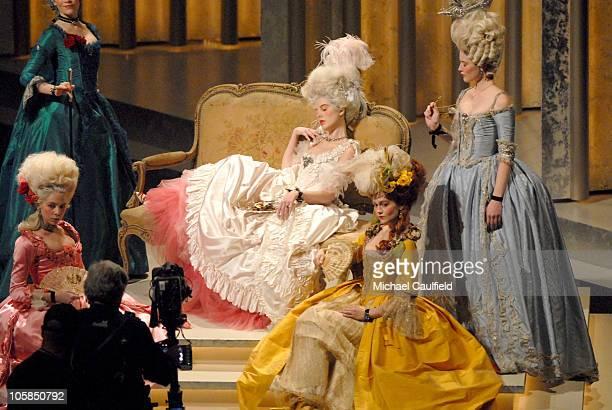 'Marie Antoinette' costumes by Milena Canonero winner Best Costume Design
